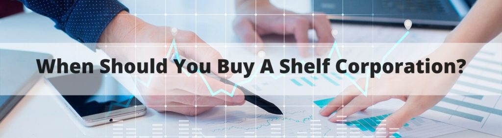 Buying A Shelf Corporation